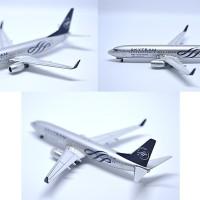 Diecast Pesawat Boeing 737-800 NG Garuda Indonesia Skyteam PK-GMH