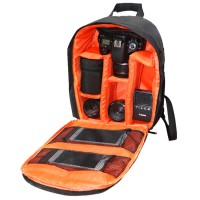as Kamera bag Waterproof DSLR Camera Backpack Case Nikon Canon Sony