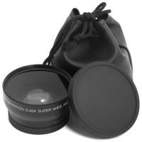 Lensa wide 45x Super Wide Angle Lens 52mm Nikon D5100 D3200 3100 90 80
