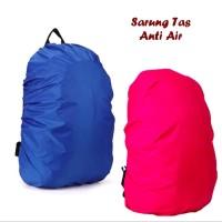 Sarung tas anti air/ Bag Cover elastis/ Cover Bag Cover tas waterproof