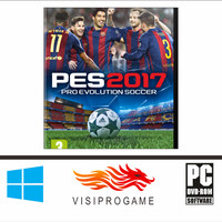 PES 2017 + Patch Update Terbaru 2018 Game PC/laptop