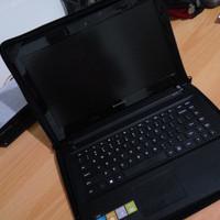 Lenovo G40-30 / 80FY Intel Celeron Laptop Kerja Desain Non Game Gaming