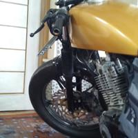 Caferacer Cafe Racer Suzuki Thunder 125 (140cc)