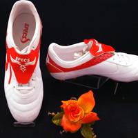 sepatu futsal pria specs el toro putih merah