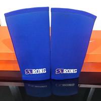 strong knee sleeve sleeves powerlifting rehband schiek gym fitness