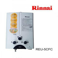 Rinnai Water Heater Gas REU-5CFC REU5CFC Pemanas Air Gas RINNAI
