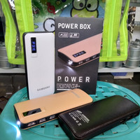POWER BANK SAMSUNG GLX SMART POWER NEW MODEL / POWERBANK LED DIGITAL