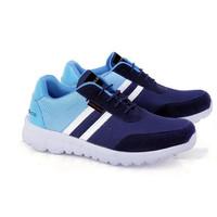 Sepatu olahraga wanita warna biru - Kets aerobic terbaru Gco distro