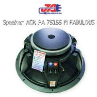 Speaker ACR PA 75155 M FABULOUS 15 inch