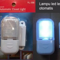 LAMPU SENSOR LEMARI OTOMATIS/LAMPU LEMARI LED OTOMATIS BISA LACI DLL