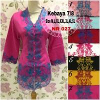 fashion kebaya encin nirwana lengan7/8