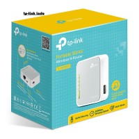 TP-LINK TL-MR3020, Portable 3G/4G Wireless N Router