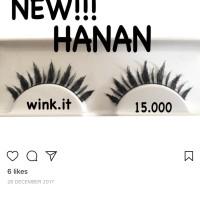 WINK IT - HANAN - bulu mata palsu