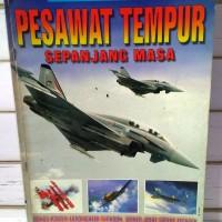 Majalah Angkasa Edisi Koleksi I Pesawat Tempur Sepanjang Masa