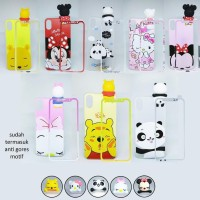 SoftCase SAMSUNG GALAXY J5 2016 Boneka Ngintip Plus Tempered Glass