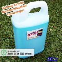 Softener ATTAR 5 Liter - Pewangi Laundry Pelembut Pakaian