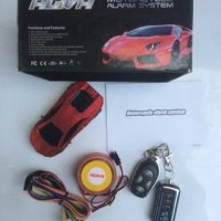 AKSESORIS MOTOR alarm agiva edisi model mobil JAKARTA