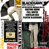 CELANA PANJANG / PDL ARMY TACTICAL BLACKHAWK OUTDOOR