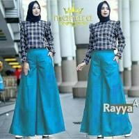 HOT SALE RAYYA SET 2in1 | Stelan Baju Muslim Wanita Soleha