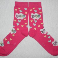 Kaos Kaki Anak Perempuan 27 - 30 Love