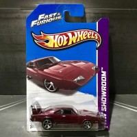 Hot Wheels Fast & Furious Dodge Charger Daytona Dominic Toretto 2013