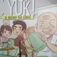 BUKU KOMIK SOSIAL - NGOPI, YUK! - ROMY HERNADI & ASSYIFA S. ARUM