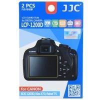 JJC LCD Guard Film for CANON EOS 1200D Kiss X70 Rebel T5 EOS 1300D