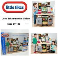 Jual LITTLE TIKES COOK N LEARN SMART KITCHEN SET DAPUR ANAK LITTLE PUMPKINS Murah