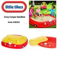 Jual LITTLE TIKES COZY COUPE SANDBOX 638923 BAK PASIR LITTLE PUMPKINS TOYS Murah