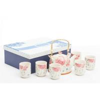 Tea Set Jepang isi 8 pcs