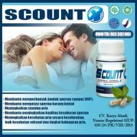 Obat Memperbanyak Sperma & Penyubur Sperma - S COUNT