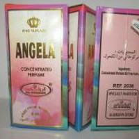 BOX ISI 6 Al Raehan Angela 6ml Minyak Wangi 6 ml Mirip Parfum Rehab
