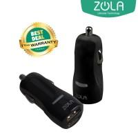 Zola International Dash Car Charger - Black
