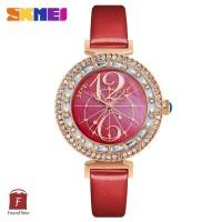 SKMEI Jam Tangan Fashion Wanita - 9158 Merah