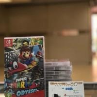 Super Mario Odyssey - N Switch