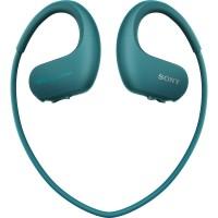 Sony Walkman MP3 Player 4GB NW WS413 Blue Berkualitas