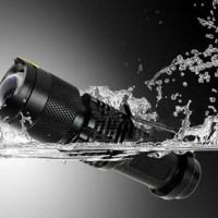 Mini Flashlight Ultrafire XML T6 Zoom 18650 Battery ORIGINAL Berkual