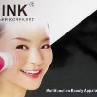 Skiner Korea Set - Pink Skinner Beauty - Alat Kecantikan JACO