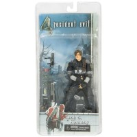 Resident Evil 4 SDCC Exclusive Action Figure Leon S. Kennedy