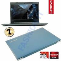 LAPTOP GAMING LENOVO IDEAPAD 320 15ABR AMD A12 9720P plus VGA R5 4GB