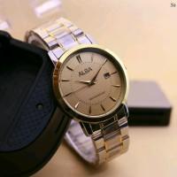 BEST PRO jam tangan ALBA pria dan winta ada tanggal nya