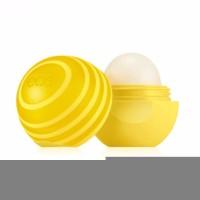 Eos Lip Balm Lemon drop with SPF 15 Pelembut dan Pelembab bibir Ori