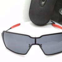 kacamata oakley probation black ducati polarized
