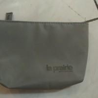 Pouch / Clutch / Tas Aksesoris / Serbaguna / Kosmetik (La Prairie)