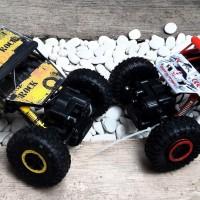 MAINAN ANAK RC SUPERHERO CAR ROCK CRAWLER 4X4