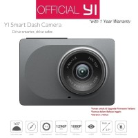 Xiaomi Yi Xiaoyi Smart Car Dash Cam WIFI ADAS 1296P 30FPS 165 WDR