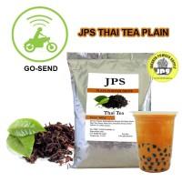 Bubuk Minuman Thai Tea Plain Powder JPS Tanpa Gula