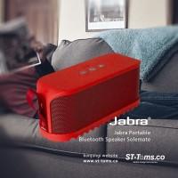 Jabra Portable Bluetooth Speaker Solemate - Red