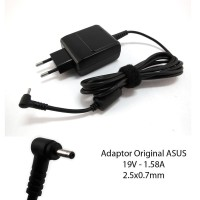 Adaptor Charger Laptop Netbook ASUS Eee PC series 19V 1 58A Original