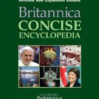 Britannica Concise Encyclopedia ( Ensiklopedia Lengkap / eBook )